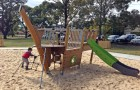 NSW - Leo Smith Reserve Playground